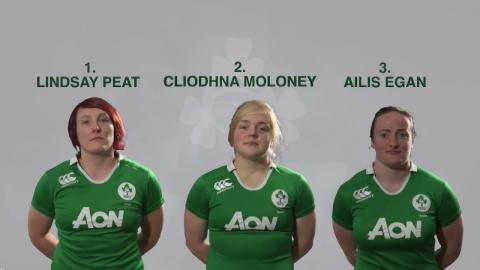 Irish Rugby TV: Ireland Women's Team To Face Italy