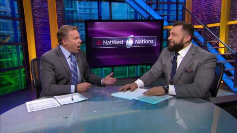 Corbisiero: Scotland could be 2018 contenders! | NBC on NatWest 6 Nations