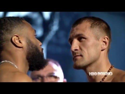 HBO Boxing News: Kovalev vs. Pascal Weigh-In