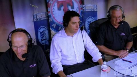 SF@TEX: Daniels discusses Rangers' deadline deals