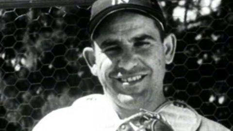 8 minutes in remembrance of No. 8 Yogi Berra