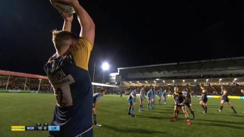 Worcester Warriors v London Irish - Aviva Premiership Rugby 2017-18