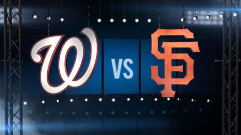 8/14/15: Giants pummel Scherzer as bullpen shines