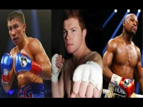 Will Canelo Alvarez Unify With Gennady Golovkin Or Try For A Floyd Mayweather Rematch ??
