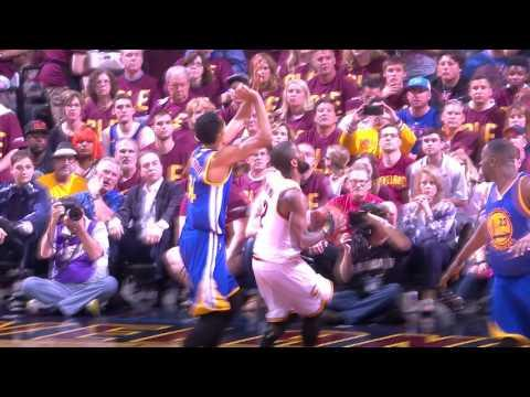 Kyrie Irving and Stephen Curry Duel it out in Game 4 of The NBA Finals