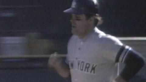 1981 ALDS Gm2: Piniella hits solo homer in the 4th