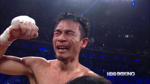 One-on-One: Srisaket Sor Rungvisai (HBO Boxing News)