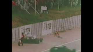 The Most Terrible Formula 1 Crash Ever, Fatal And Worst Accident