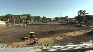 Clemson Soccer || Historic Riggs Field Time Lapse 4/30/15