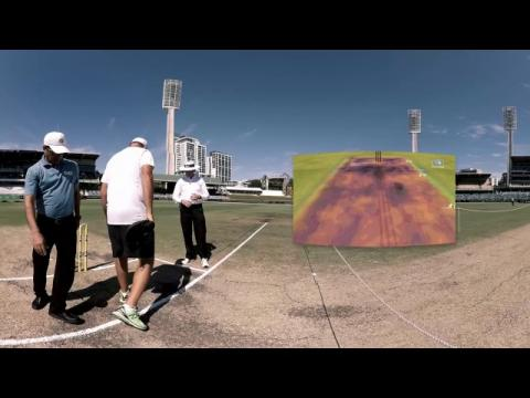 360: Pitch analysis on day four