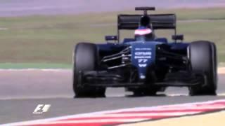 Formula 1 2014 Official FIA Review - Part 1
