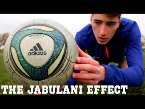Why This Football Moves Differently... (The Jabulani Effect)
