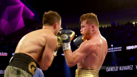 The Fight Game: Canelo vs. Golovkin Lookback (HBO Boxing)