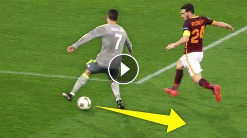 4 Skills To Destroy Your Opponent Like Cristiano Ronaldo
