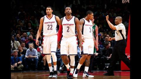 Washington Wizards' Top 10 Plays of the 2016-2017 NBA Season