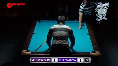 #8 • Amar KANG vs Francis RITARITA • 48th Terry Stonier 9-Ball