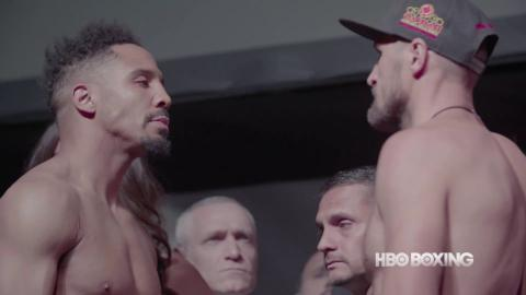 HBO Boxing News: Ward vs. Kovalev 2 Weigh-In Recap (HBO Boxing)