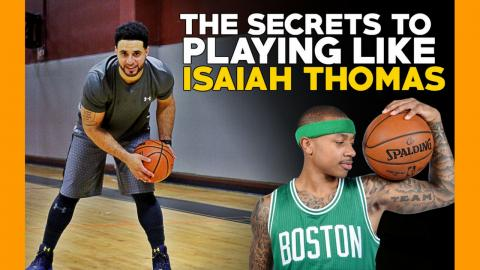 How To: Isaiah Thomas BEST Crossovers & Basketball Moves!!
