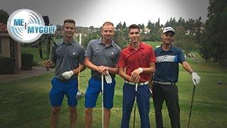 ME AND MY GOLF Vs MTI RYDER CUP MATCH - PART 1