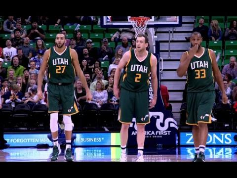 The Jazz Have 7 International Players on their Roster!