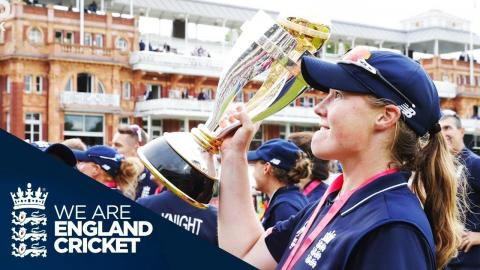 It's Surreal - Anya Shrubsole: Sports Personality Of The Year 2017 Nominee