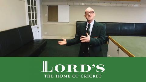 Exclusive look at the Lord's Home Dressing Room | The Lord's Tour