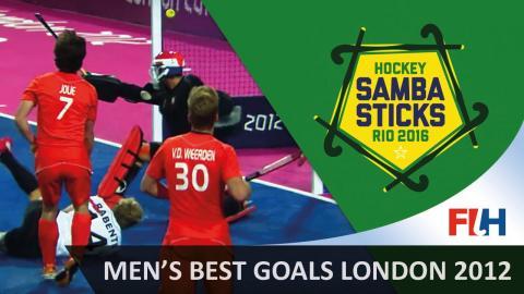 Men's best goals - London 2012