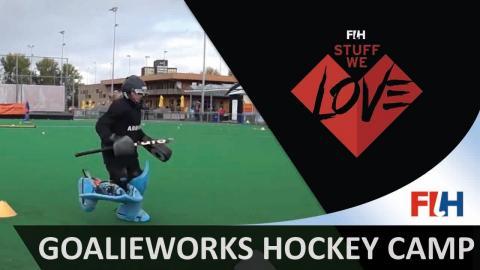 GoalieWorks Hockey Camp - Hockey Stuff We Love