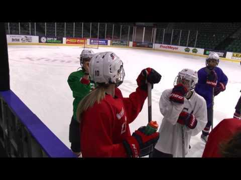 Stars and Stripes, USA Hockey All-Access: Preparing for Worlds