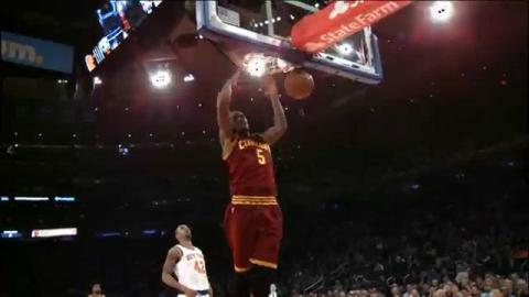 J.R. Smith 2015 NBA Season Highlight Reel