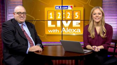 12:25 Live with Alexa Datt - 1/25/18
