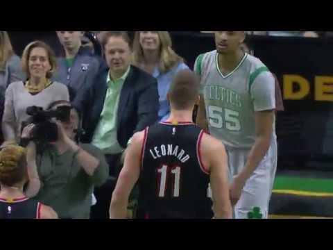 Meyers Leonard Throws Down A Pair Of POSTERIZING Slams | 01.21.17