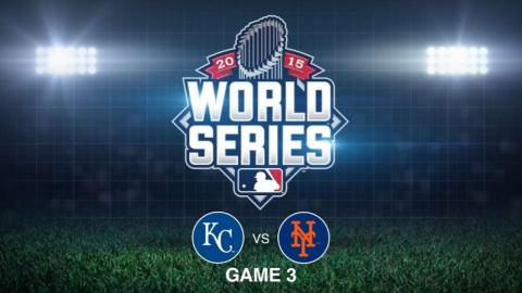 10/30/15: Wright, Grandy power Mets back into Series