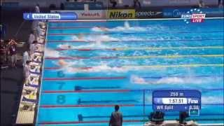 Swimming 15 Th FINA World Championships Barcelona 2013 Day 1 Semis/Finals