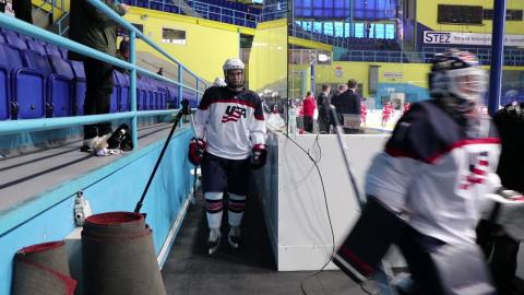 2017 U18MWC: Behind-the-Scenes of Game Day