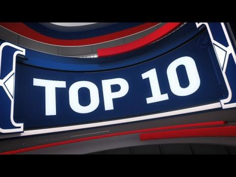 Top 10 Plays of the Night | February 10, 2018