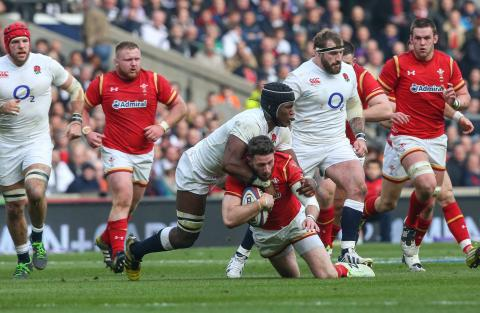 Textbook turnover by Itoje stops Wales near the English line | RBS 6 Nations