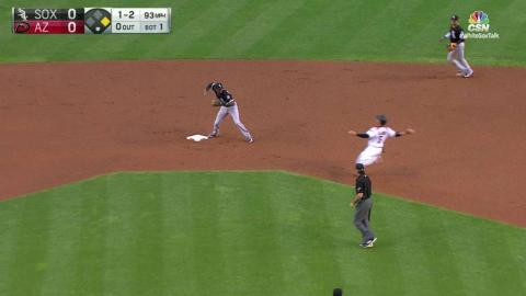 CWS@ARI: Gonzalez fields sharp comebacker to start DP