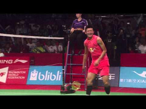 TOTAL BWF World Championships 2015 | Badminton Day 7 F – Highlights