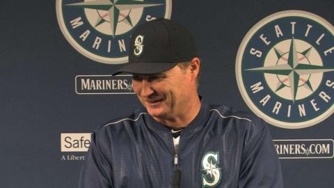 BAL@SEA: Servais discusses team's big offensive night