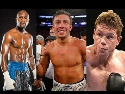 Floyd Mayweather : Gennady Golovkin Should Fight Canelo Alvarez At 155 lbs !! What A Hypocrite !!