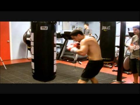 Danny Garcia Workout Training Footage For Paulie Malignaggi Fight Aug 1st ESPN PBC !!