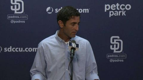 CIN@SD: Preller discusses the decision to deal Kemp
