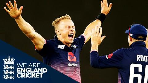 England React To 4-1 Series Win - England v Australia 5th ODI 2018