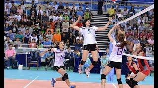 Asian Games 2014 Women Volleyball Thailand VS Japan : Sep 21st, 2014 : Full Match