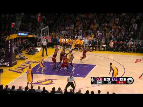 LeBron James off the Glass: Which One's Better?