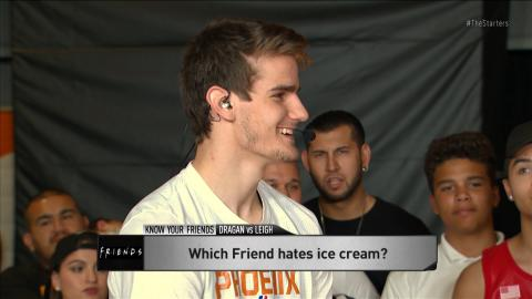 Dragan Bender: Know Your 'Friends'