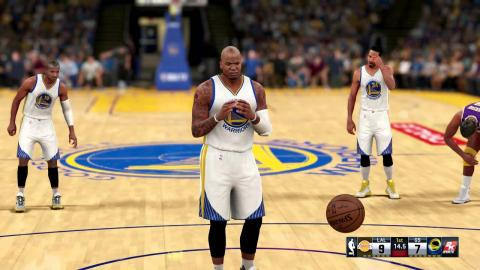 NBA 2K16: Special Pre Release Game Footage