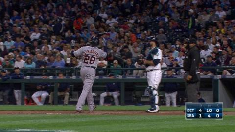DET@SEA: J.D. Martinez connects for solo jack in 5th