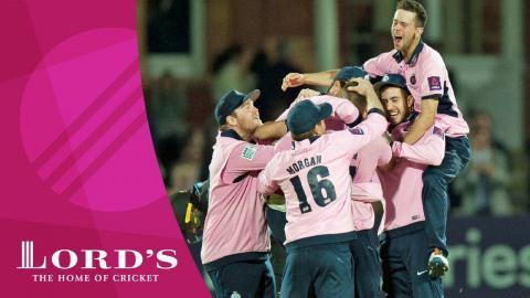 Middlesex vs Sussex Sharks | Natwest t20 Blast highlights